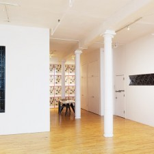 Installation view, Perfect Schedule, Compendium (Continental Edition) and A Representative, 2011