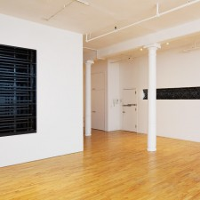 Installation view, Perfect Schedule, and A Representative, 2011